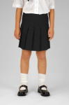 Junior Stitch Down Pleat Skirt